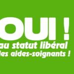 Signez la pétition pour le statut libéral des aides-soignants